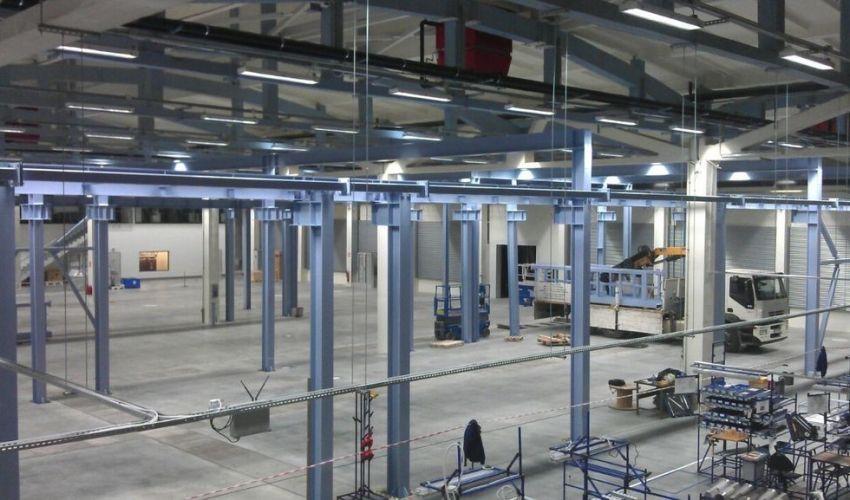 Metal Building Components Structures 2