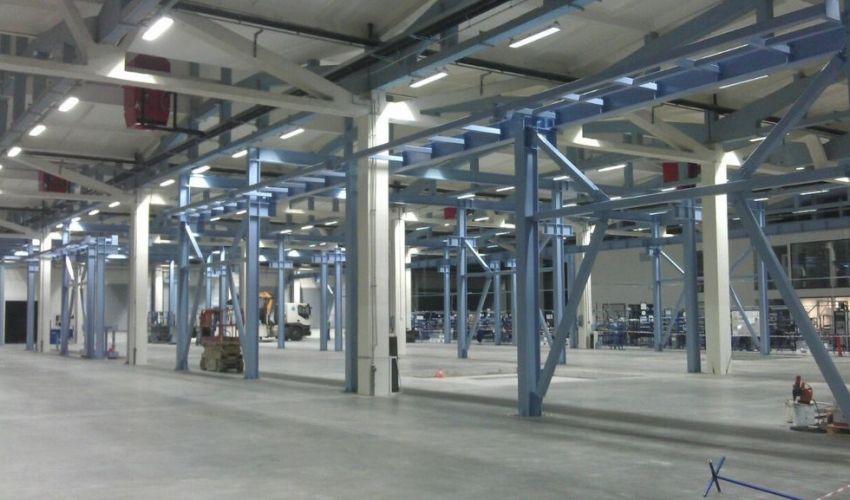 Metal Building Components Structures 3